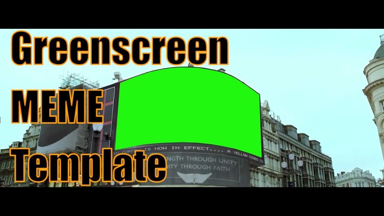 Greenscreen MEME template Vendetta - The Revolutionary ...