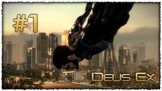 Покупка На Черном Рынке ● Deus Ex: Mankind Divided #1