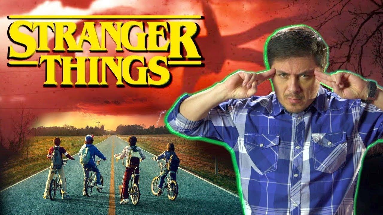 Netflix - Stranger Things | Aprende inglés con esta escena y traducción