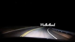 2013 audi a4 2 0t night drive on mulholland 3x speed