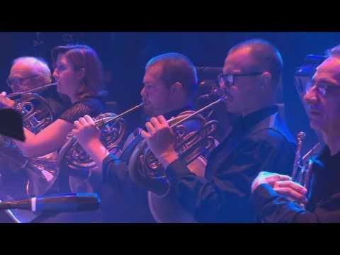 Оркестр на открытии Гранд-Финала The International 2016