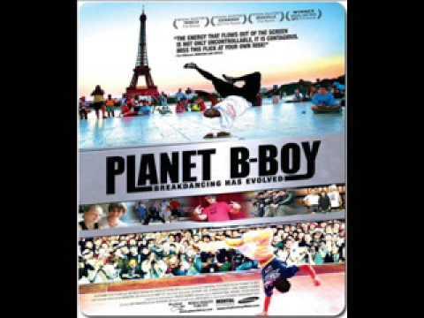 Planet B boy Song