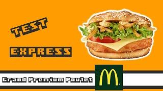 Grand Premium Poulet - McDonald
