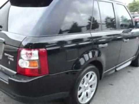 2008 Land Rover Range Rover Sport 4WD 4dr HSE SUV – Roswell, GA