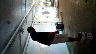 fall from ceiling mov