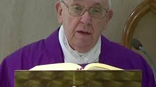 教宗方济各为居家隔离的家庭祈祷