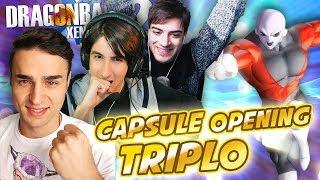 GIOSEPH E STATO BATTUTO! Capsule Opening TRIPLO w Blaziken68 - Dragon Ball Xenoverse 2