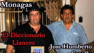 Adolfo Monagas y Jose Humberto Castillo - El Diccionario Llanero