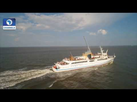 Eco@Africa: German Ship Built To Use Liquified Natural Gas