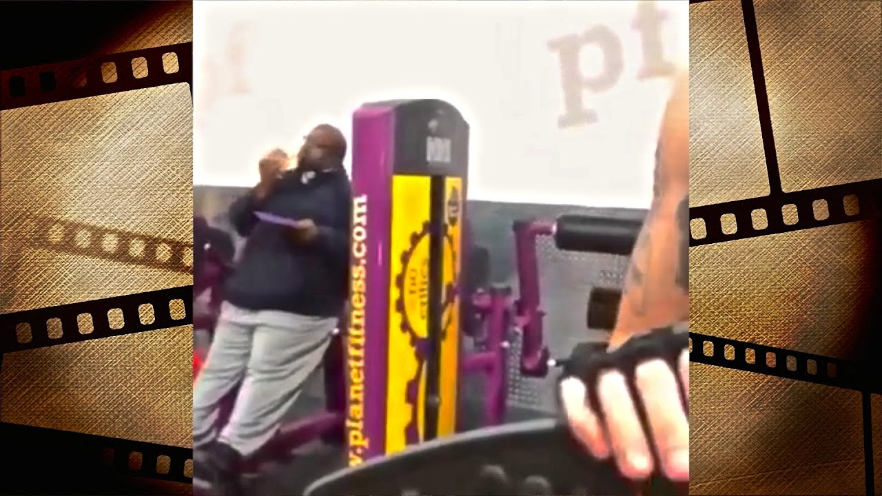 buffoonery planet fitness pizza guy youtube