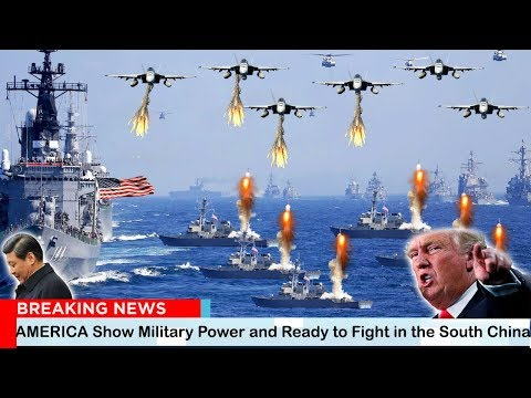 US Angry (May 23, 2020) - AMERICA Show Military Power And Ready To Fight In The South China Sea
