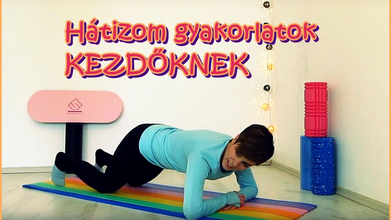 hátfájás ellen gyakorlatok otthon)
