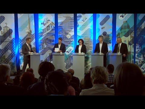 Топ Тема на Ваша Страна - Town Hall дебата Битола (05.10.2017)