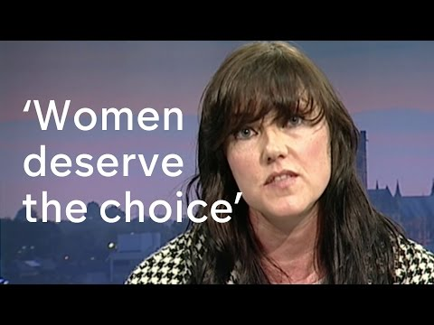 Northern Ireland's abortion laws: 'Women deserve the choice'