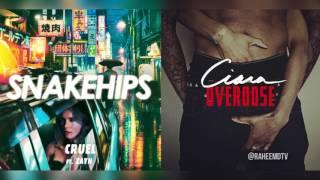 Ciara x Snakehips - Cruel Overdose (Mashup) (Feat Zayn)