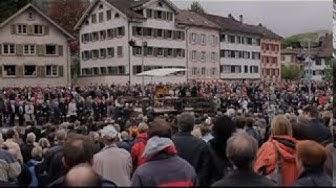 """""""ds Wort isch frii"""" - Annäherung an ein politisches Phänomen, die Glarner Landsgemeinde"""
