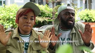 Lazy Nigeria Corpers part 1 | Chief Imo and Sister Maggi | 2019 Nollywood Movies Igbo - Chief Imo Comedy