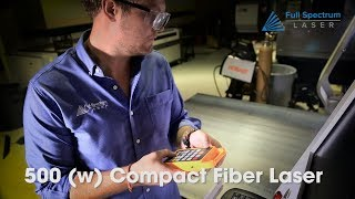 Compact Fiber Systems from Full Spectrum Laser
