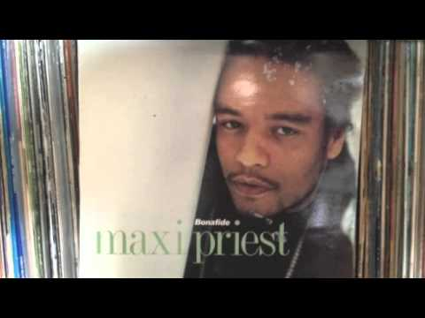 "Maxi Priest  ""Best of me"""
