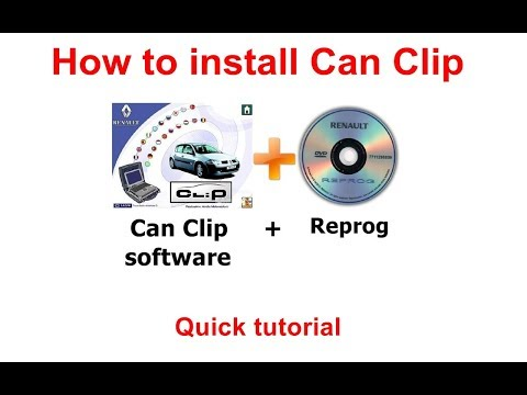 How To Install Can Clip (ANY Vesrions)
