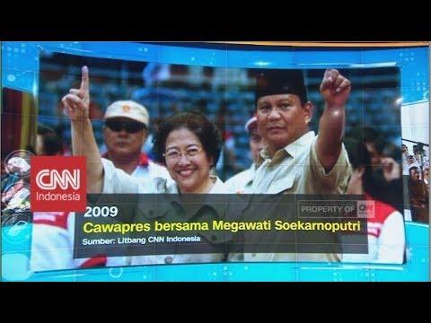 Sepak Terjang Prabowo Di Arena Pilpres