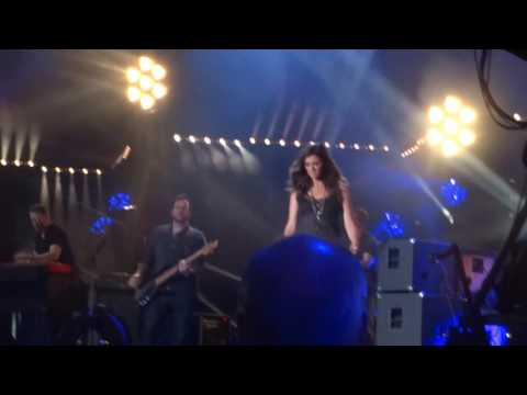 Darius Rucker and Karen Fairchild sing If I Told You  at CMA Fest