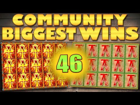 CasinoGrounds Community Biggest Wins #46 / 2017