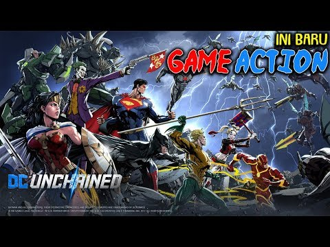 Calon Game Favorit   DC UNCHAINED [ENG] Android Action-RPG (Indonesia)