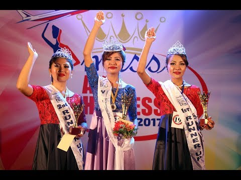 Interview with Miss AirHostess 2017