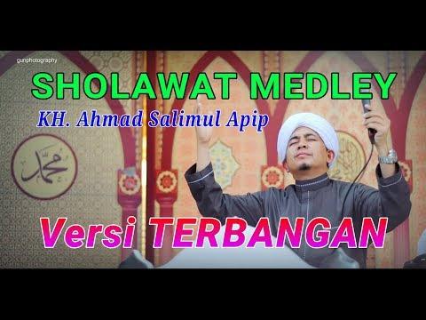 Sholawat TERBANGAN Bersama KH. Ahmad Salimul Apip MANTUL (Mantap Betul)