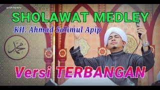 Sholawat TERBANGAN bersama KH Ahmad Salimul Apip MANTUL Mantap Betul