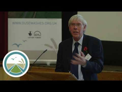 Leisure on the Great Ouse - Mick Jones - Ouse Washes LP conference 2016