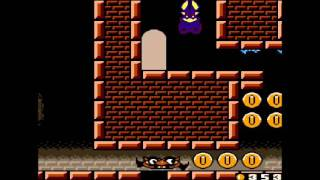 Wario Land 2 - Chapter 1 - Go Down to the Cellar - (GBC)