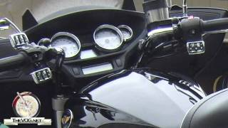 Victory Cross Country Motorcycle Rider Review
