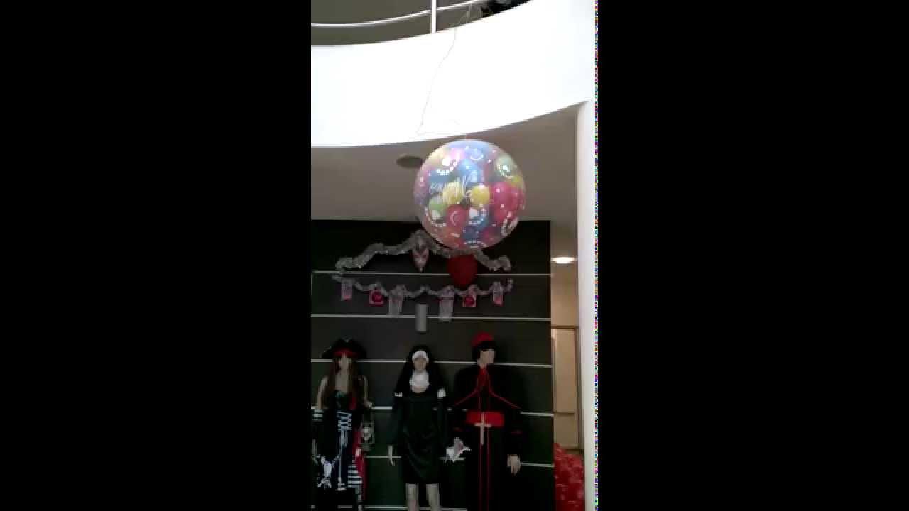 Balomaniaeu Balon Wybuchowy Atrakcja Imprezy Balony Baloniki