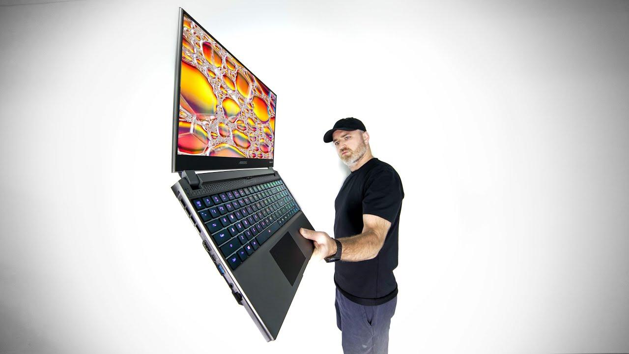 World's Lightest Mechanical Keyboard Laptop