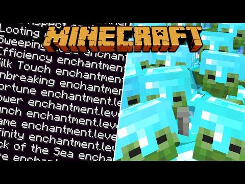 minecraft 1.14 datapacks