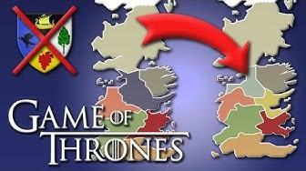Warum gibt es 9 große Häuser, aber nur 7 Königslande?