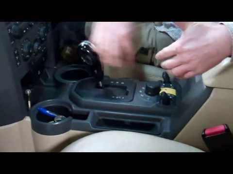 How to install LED underbody welcome light to Land Rover Discovery 3
