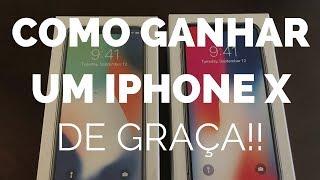 Como ganhar um iPhone X de graça [funciona até final de 2019]