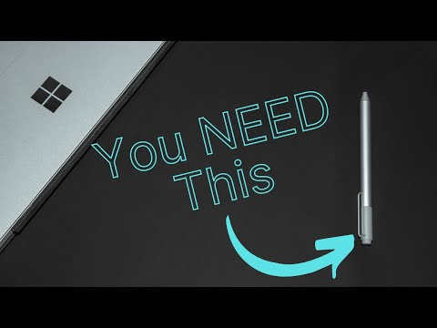 Surface Pen for Non Artists | note taking, onenote, tips and tricks