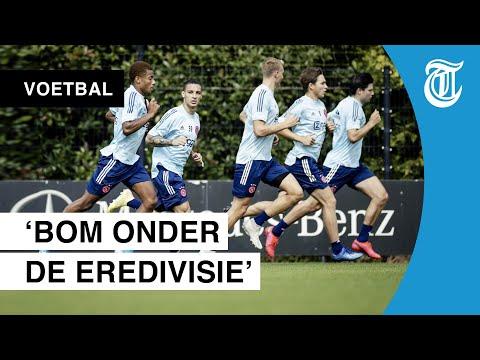 Corona sloeg toe in Ajax-selectie