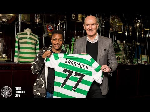 Celtic FC - #KaramokoSigns: Exclusive Interview with Chris McCart