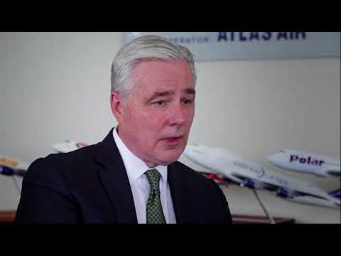 Interview with Bill Flynn, chief executive, Atlas Air