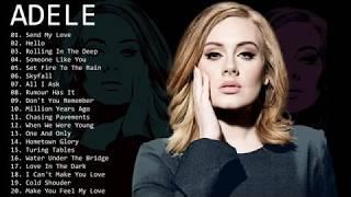 Adele Greatest Hits Full Album   Best Songs Of Adele 2019