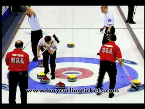 2010 Us Olympic Team Trials For Curling Youtube