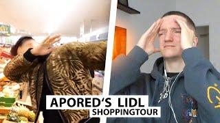 Justin reagiert auf ApoRed's 700€ Shopping.. | Reaktion