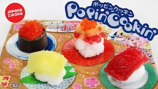 Sushi z proszku! Popin Cookin Sushi Shop - JAPANA zjadam #4