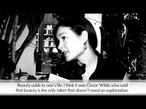 Exclusive Interview with Cristiana Capotondi