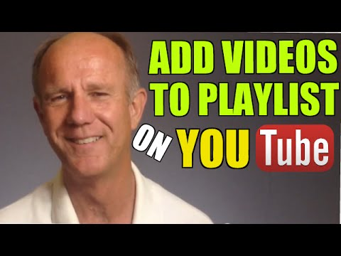 How To Add Videos To A Playlist On YouTube - Tutorial
